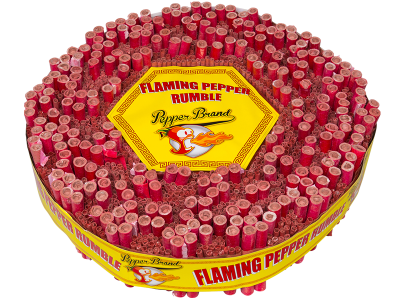 Flaming Pepper Rumble