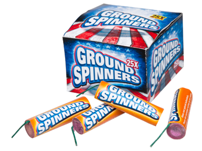 Ground Spinners
