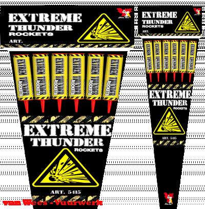 Extreme Thunder Rockets