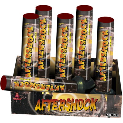 Aftershock Xl Mortieren