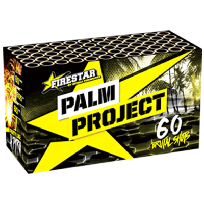 PALM PROJECT 60 schoten *OUTLET!*