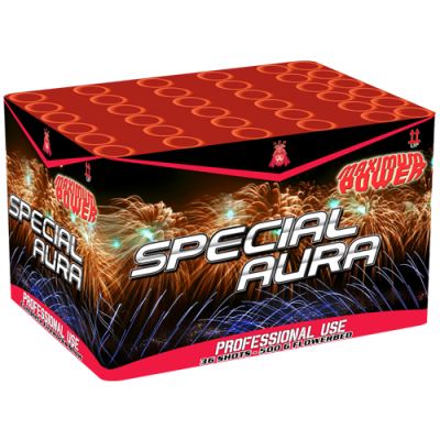 Special Aura 36 Shots New