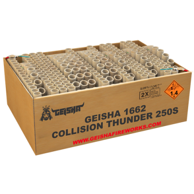 Collision Thunder Compound 2x | 250 schots