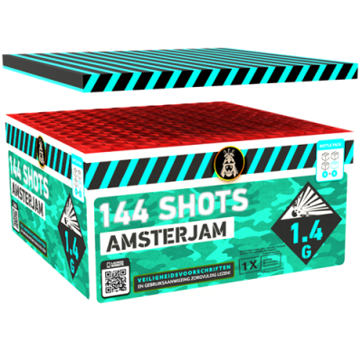 Amsterjam 144's Compound Box New