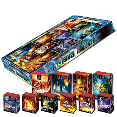 Mania Kingsize Xxl Box