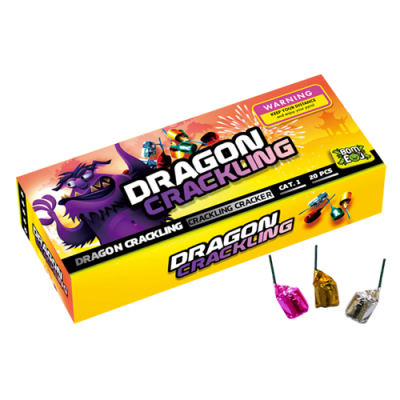 Dragon Crackling New