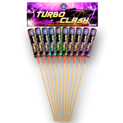 Heavy Legend Turbo Clash Rockets