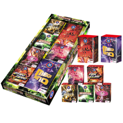 Heavy Legend Strong Force Box