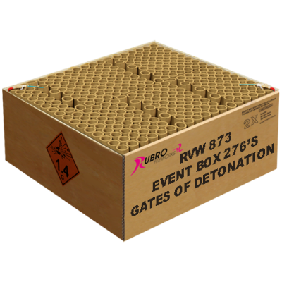 Event Gates Of Detonation 276's (double Compound) New