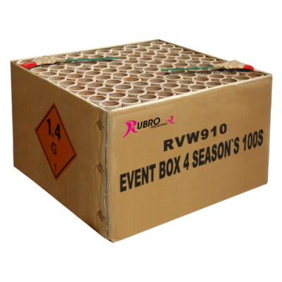 Event Box 4 Seasons 100's