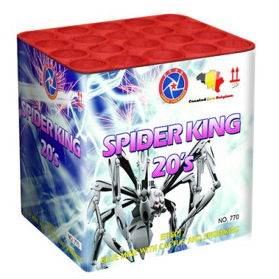 Heavy Legend Spiderking