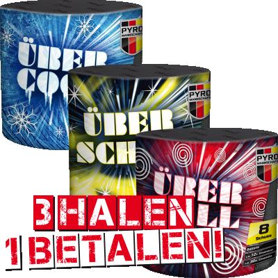 Ubercool, Uberschon, Ubertoll 3 = 1