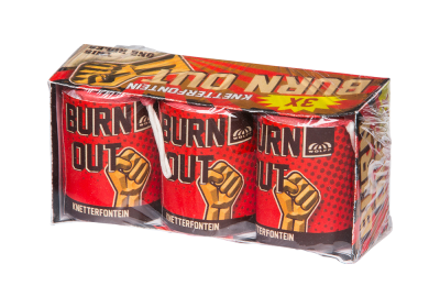 ART. 4231 Burn Out, 3 fonteintjes