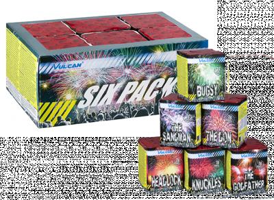 Vulcan Six Pack
