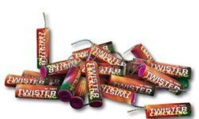 B2B Twister Crackling