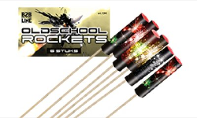 Old School Rockets