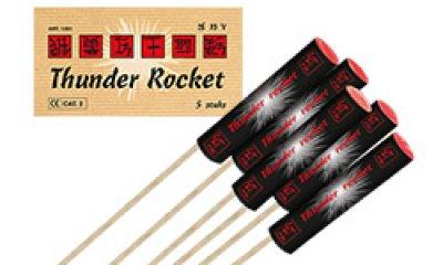 Thunder Rockets OP=OP