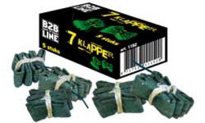 B2B 7-Klapper