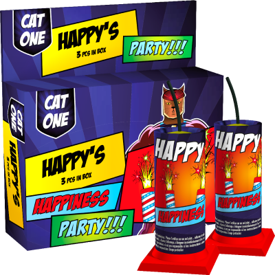 Cat One Happy's