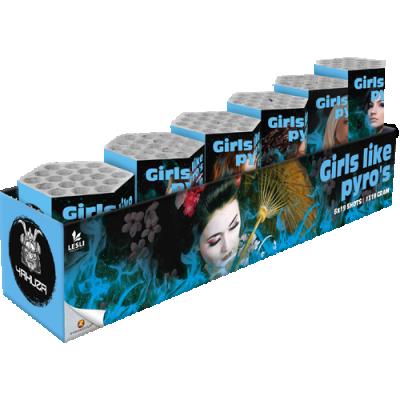 Girls like pyro's