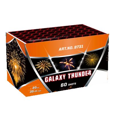 GALAXY THUNDER 60 schoten GRATIS TUSSEN €200-300 *Superacties en Outlet tellen NIET mee voor het gratis vuurwerk.