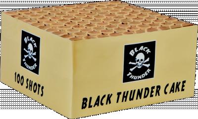 Black Thunder Cake