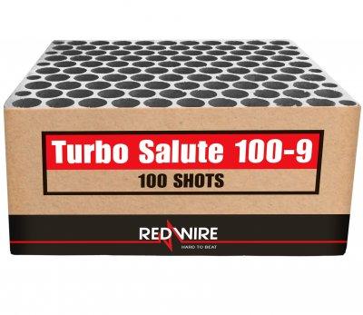 Knalcake Turbo-Salute | 100 schots
