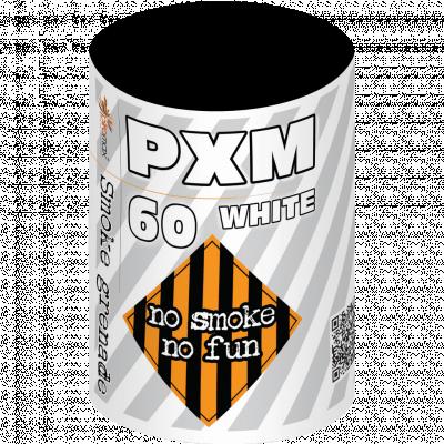 Rookpot Wit PXM 60