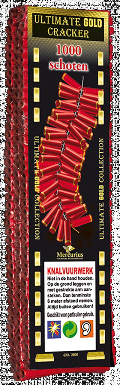 Cracker 1000 schots