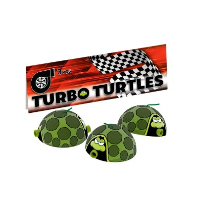 Turbo Turtles p/3