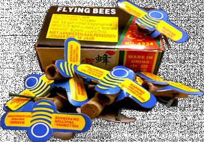 Flying Bees (12 stuks)