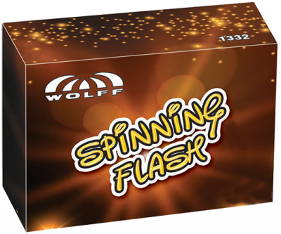 Spinning Flash (6 stuks)