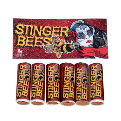 Stinger Bees p/6