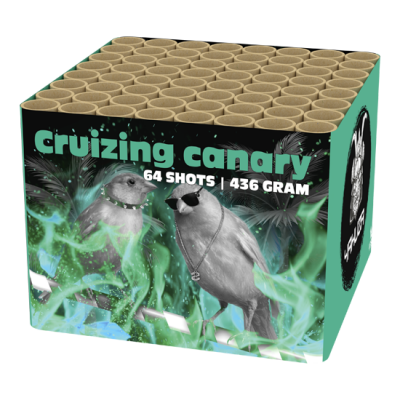 Cruizing canary