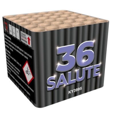 China Red Salute 36