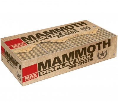 Mammoth 2x compound - 252 schots