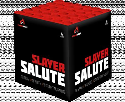Slayer Salute