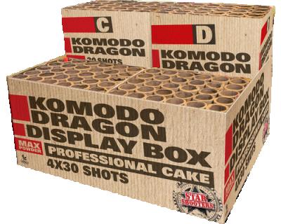 Komodo Dragon Rambak (Minsk)*_