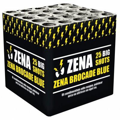 Zena Brocade blue*_