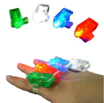 Vingerlampje LED (LED ring)* (per stuk)