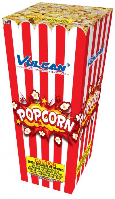 Popcorn fontein