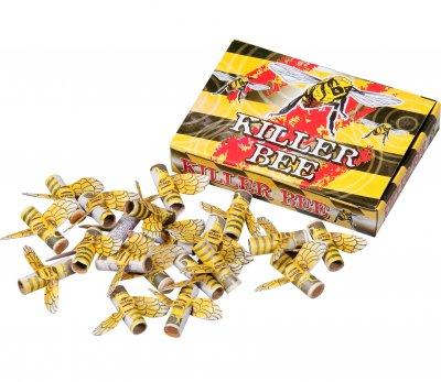 Killer Bee Vliegende Bijtjes | 20 stuks