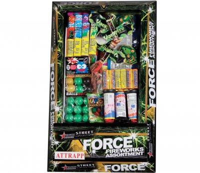 Force Jeugd / Fun Pakket | 154 stuks