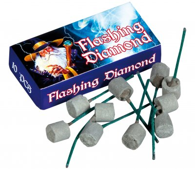 Flashing Diamonds | 10 stuks