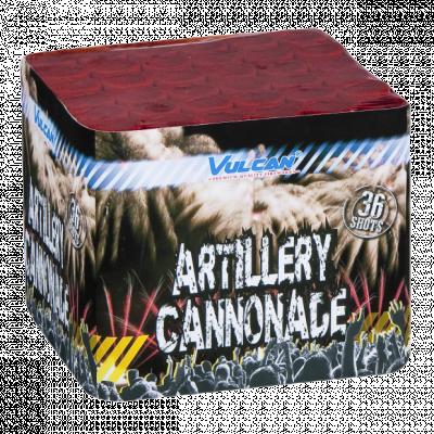 Artillery Cannonade