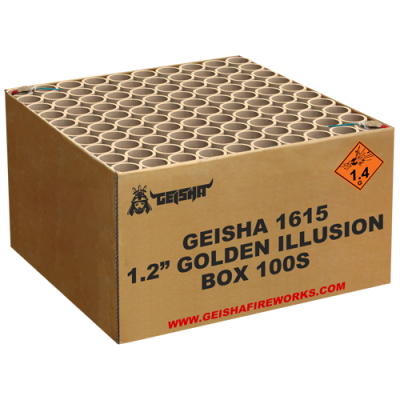 "1,2"" Golden Illusion (compound)"