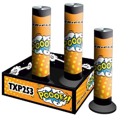 TRIPLEX PooooF (1+1)