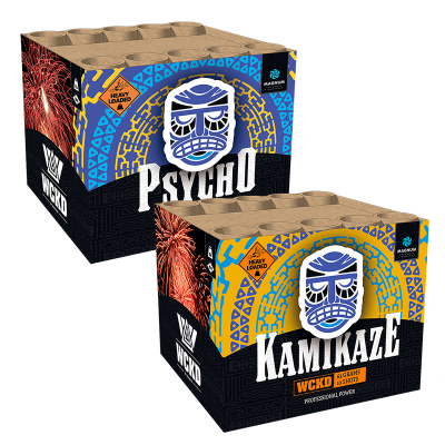 PsychO & KamikazE (1+1)