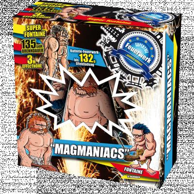 Magmaniacs (2+1)