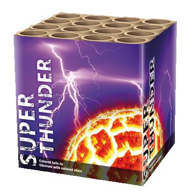 Super Thunder (1+1)